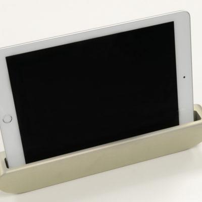 Machined Aluminium Tablet holder